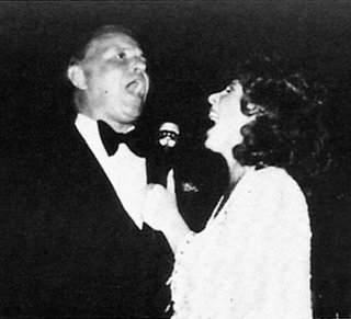 Eydie with Frank Sinatra