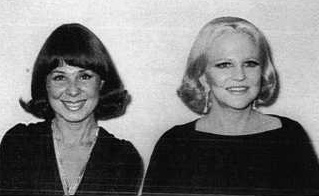 Eydie and Peggy Lee