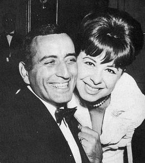 Eydie and Tony Bennett