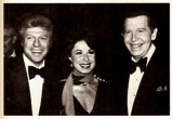 Eydie, Steve, and Milton Berle