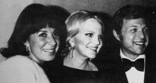 Eydie, Steve and Peggy Lee